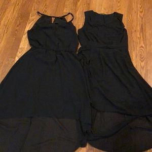 Two Little Black Dresses